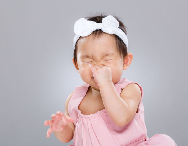 Nasal Allergies Baby Health Care